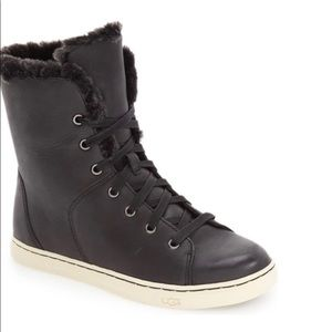 Ugg High Top Sneaker